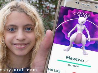 Caught a MewTwo Legendary Pokemon in Pokemon Go