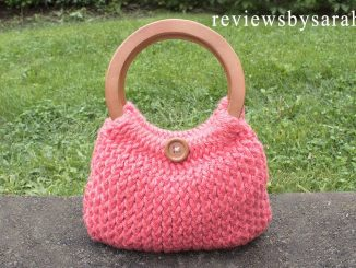 Easy Loom Knit Handbag