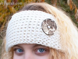 Easy Loom Knit Headband