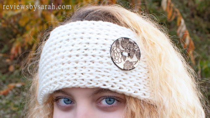 Easy Loom Knit Headband