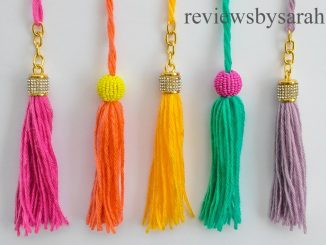 Easy Tassel and Tassels