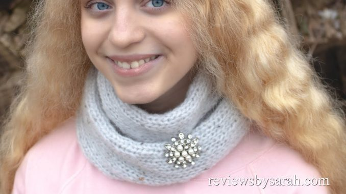 Loom Knit Infinity Scarf Reviews By Sarah