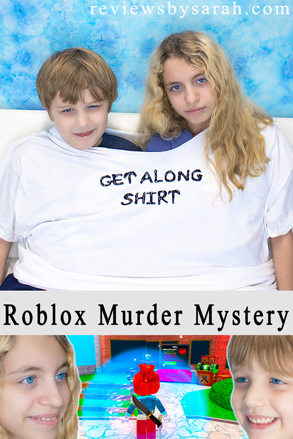 Roblox Murder Mystery and the Get Along Shirt